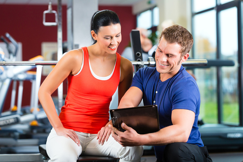 become personal trainer