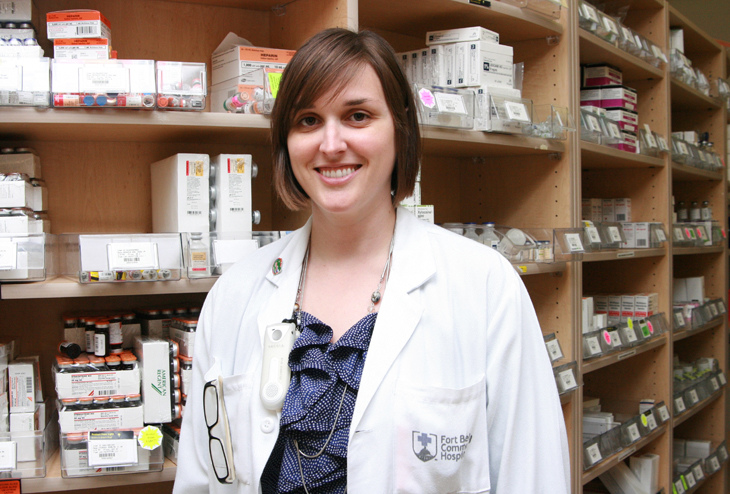 become pharmacist