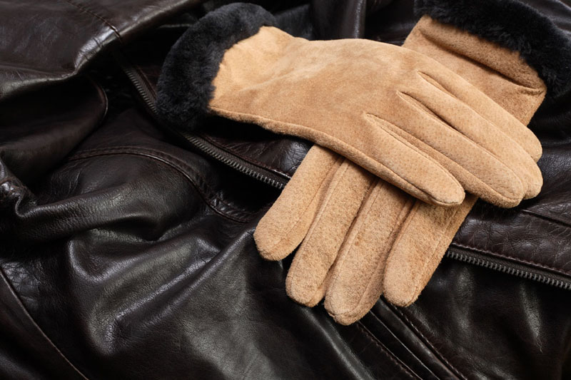 clean leather jackets