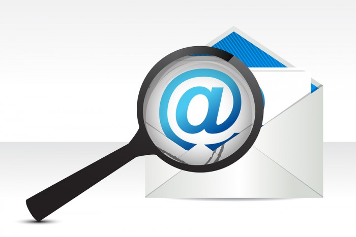 find email address name