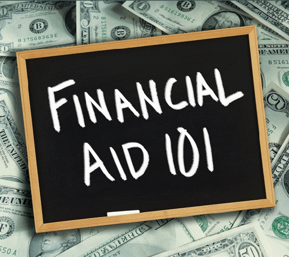 apply financial aid