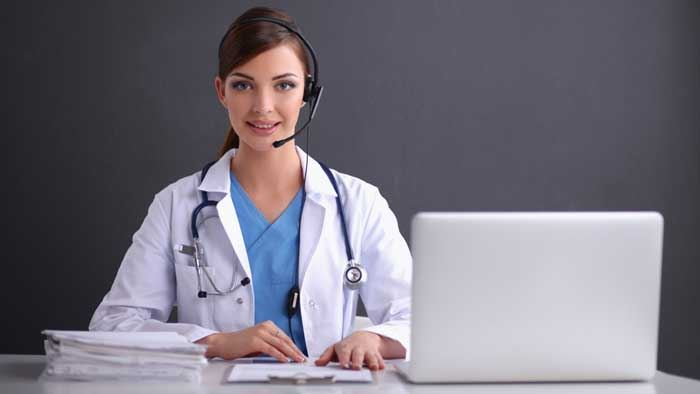 apply medical transcription