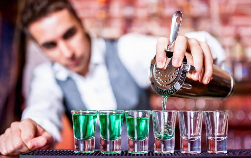 become bartender