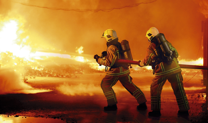 Fire fighting 2