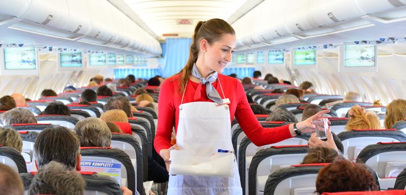 become flight attendant