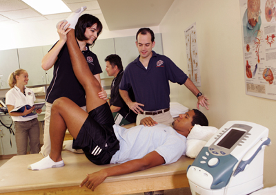 become physical therapist