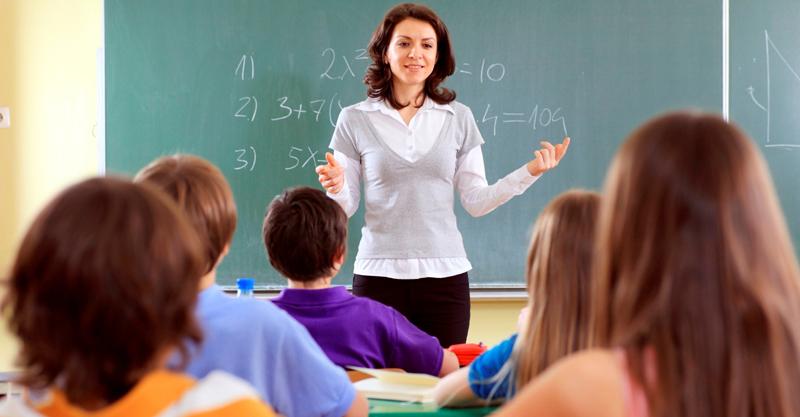 become teacher