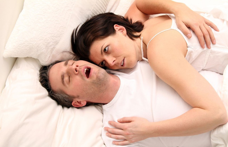 cure snoring