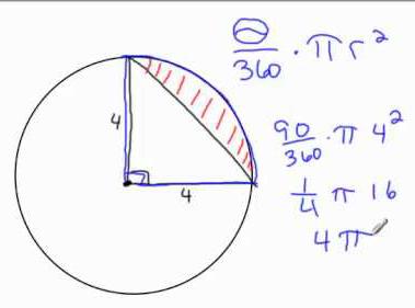 find area circle