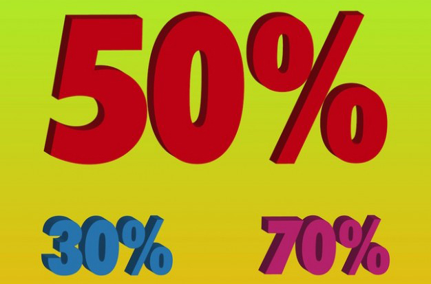 find percentage