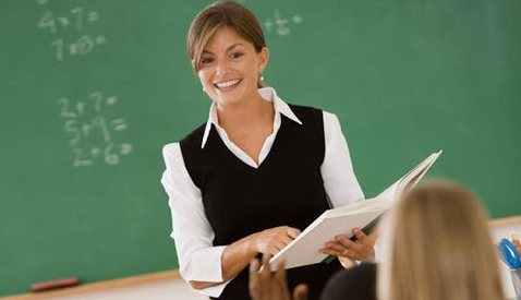 become model teacher